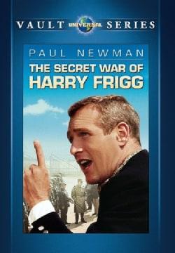 Secret War Of Harry Frigg (DVD)