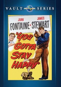 You Gotta Stay Happy (DVD)