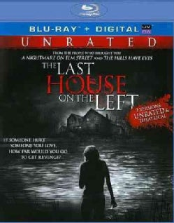 The Last House On The Left (Blu-ray Disc)