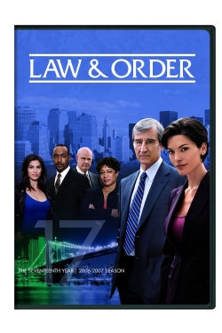 Law & Order: The Seventeenth Year (DVD)