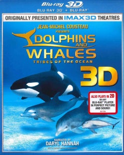 Dolphins And Whales 3D (Blu-ray Disc)