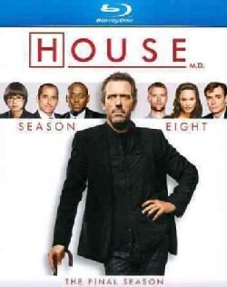House: Season Eight (Blu-ray Disc)
