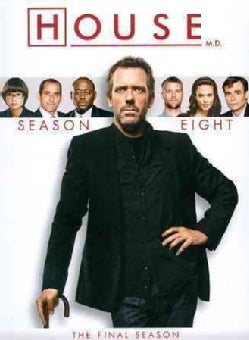 House: Season Eight (DVD)
