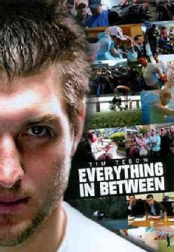 Tim Tebow: Everything In Between (DVD)