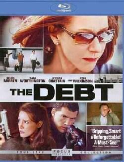 The Debt (Blu-ray Disc)