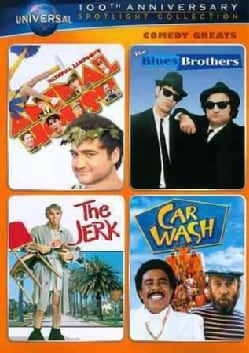 Comedy Greats Spotlight Collection (DVD)