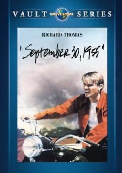 September 30, 1955 (DVD)