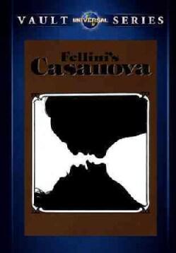 Fellini's Casanova (DVD)