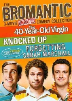 The Bromantic Comedy Collection (DVD)