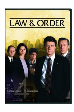 Law & Order: The Fourth Year (DVD)