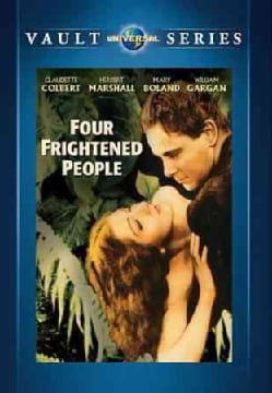 Four Frightened People (DVD)