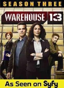 Warehouse 13: Season Three (DVD)