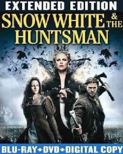 Snow White & The Huntsman (Extended Edition) (Blu-ray/DVD)