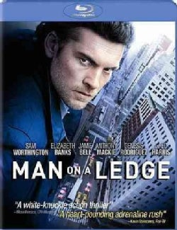 Man On A Ledge (Blu-ray Disc)