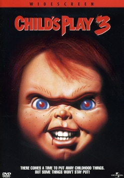 Child's Play 3 (DVD)