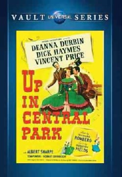 Up In Central Park (DVD)