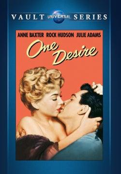 One Desire (DVD)
