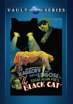 The Black Cat (DVD)