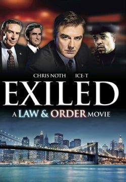 Exiled: A Law & Order Movie (DVD)