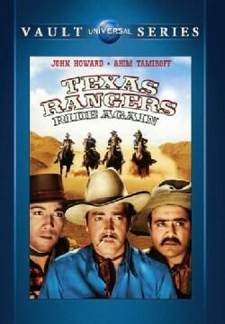 Texas Rangers Ride Again (DVD)