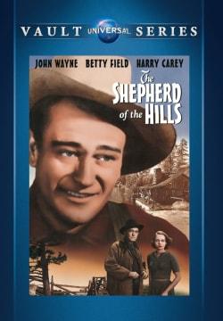The Shepherd Of The Hills (DVD)