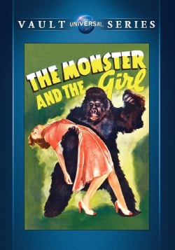 The Monster And The Girl (DVD)