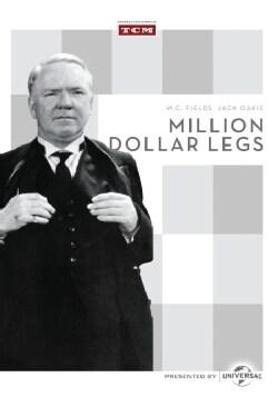 Million Dollar Legs (DVD)