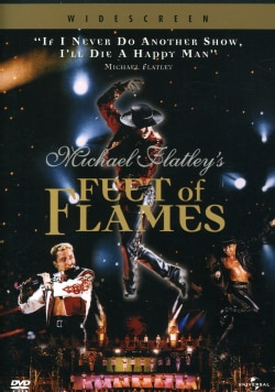 Michael Flatley's Feet Of Flames (DVD)