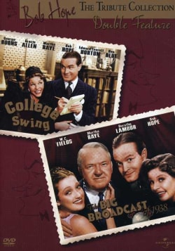 Big Broadcast Of 1938/College Swing (DVD)