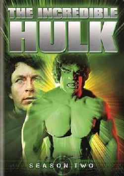 The Incredible Hulk: Season Two (DVD)