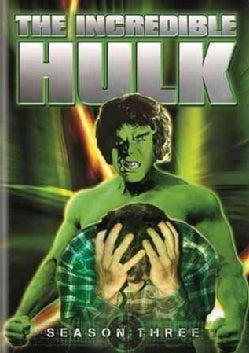 The Incredible Hulk: Season Three (DVD)