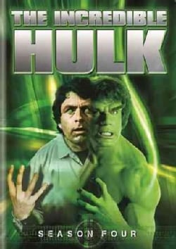 The Incredible Hulk: Season Four (DVD)