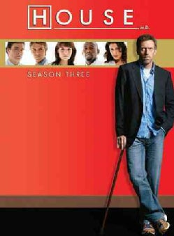 House: Season Three (DVD)