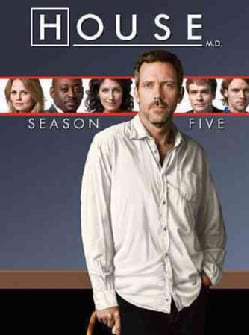 House: Season Five (DVD)