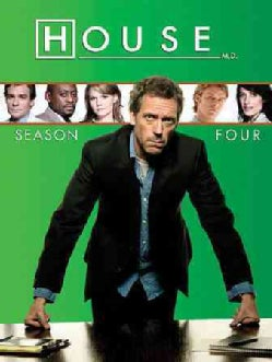 House: Season Four (DVD)