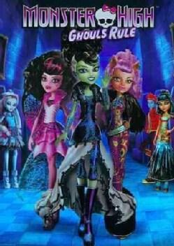 Monster High: Ghouls Rule (DVD)