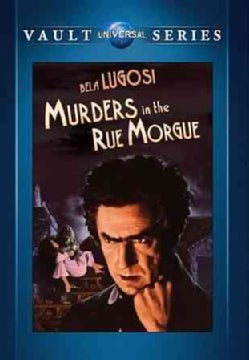 Murders In The Rue Morgue (DVD)