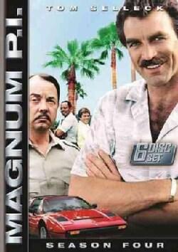 Magnum P.I.: Season Four (DVD)