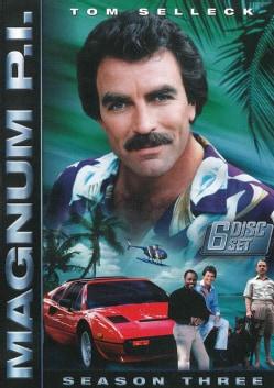 Magnum P.I.: Season Three (DVD)