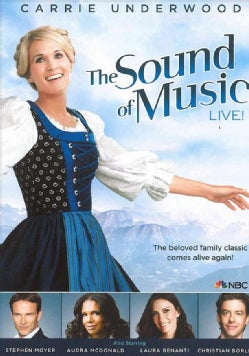 The Sound of Music: Live! (DVD)