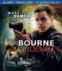 The Bourne Identity (Blu-ray Disc)