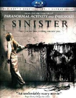 Sinister (Blu-ray Disc)