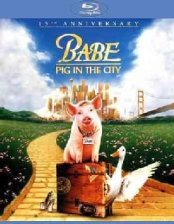 Babe: Pig In The City (15 Anniversary) (Blu-ray Disc)
