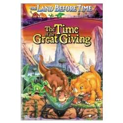 The Land Before Time 3: Time Of Great Giving (DVD)
