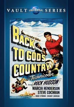 Back to God's Country (DVD)