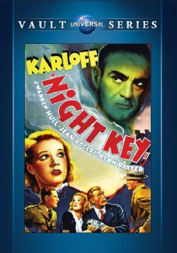 Night Key (DVD)