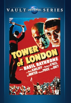 Tower Of London (DVD)