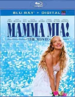 Mamma Mia!: The Movie (Blu-ray Disc)