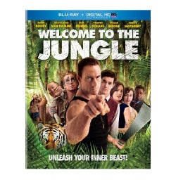 Welcome To The Jungle (Blu-ray Disc)