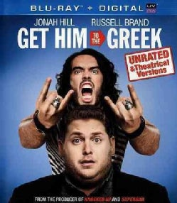 Get Him To The Greek (Blu-ray Disc)